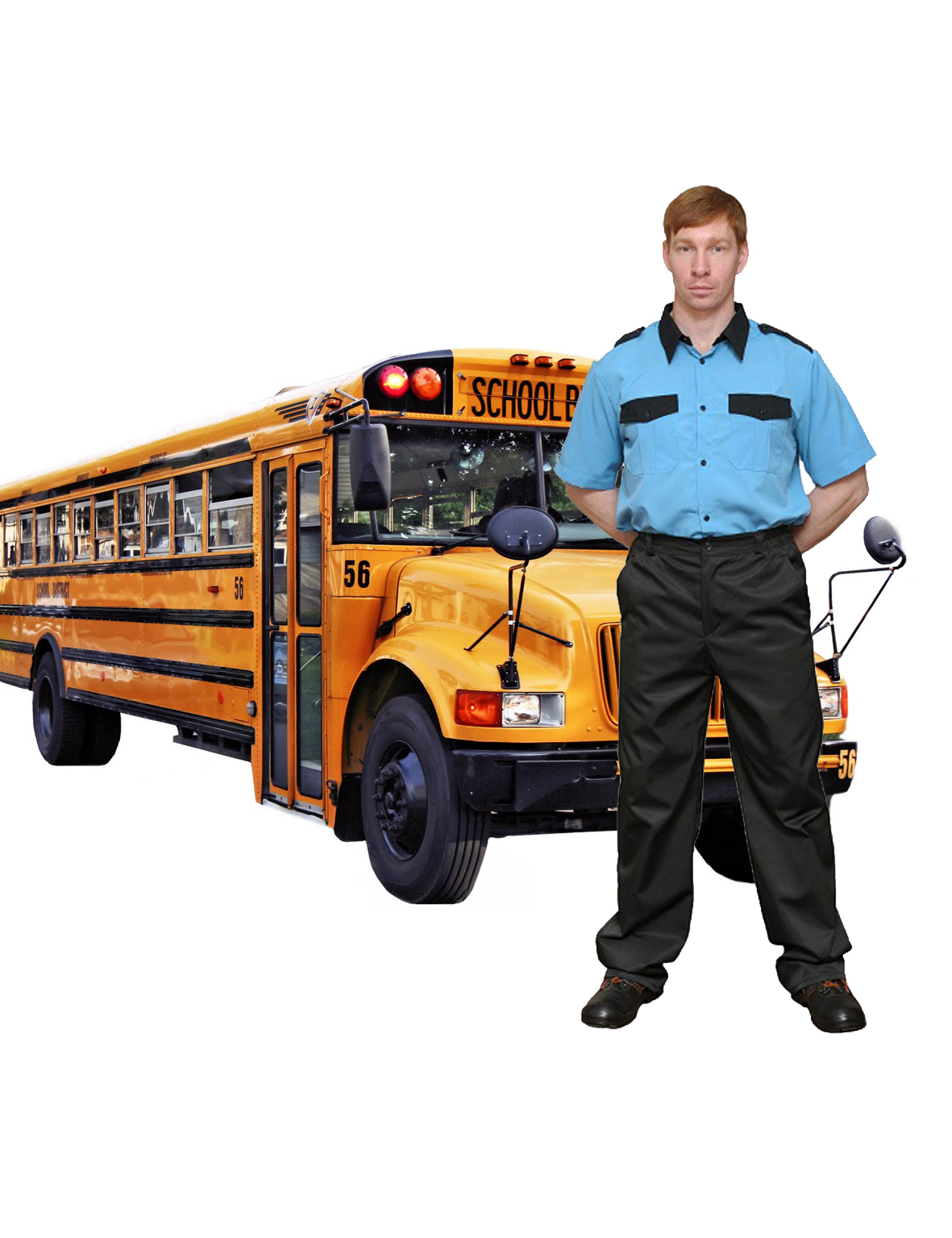 school bus driverSchool Bus Conductor