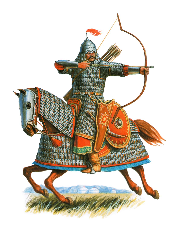 Раскраска воины для детей