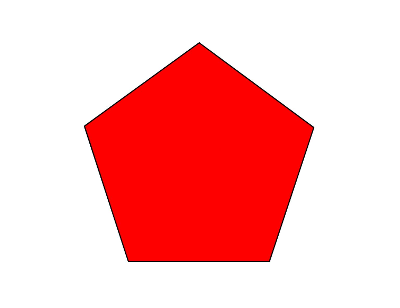 Геометрическая пирамида и ее проекция