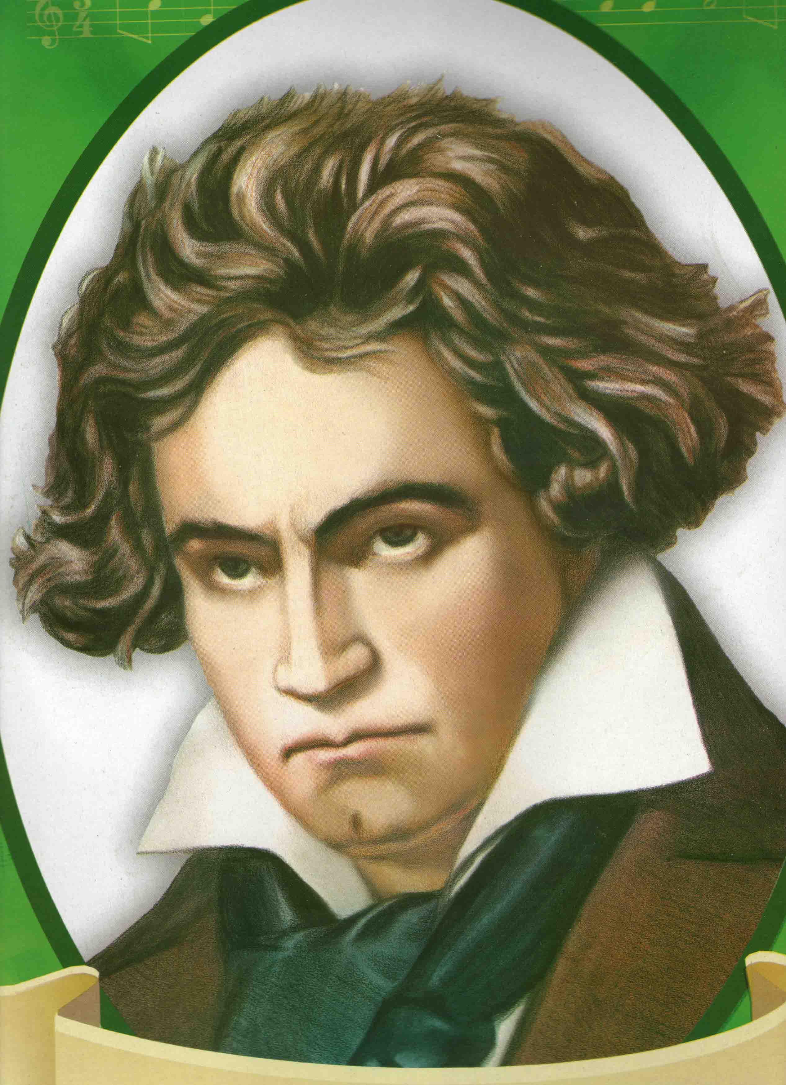 скачать портреты композиторов в картинках
